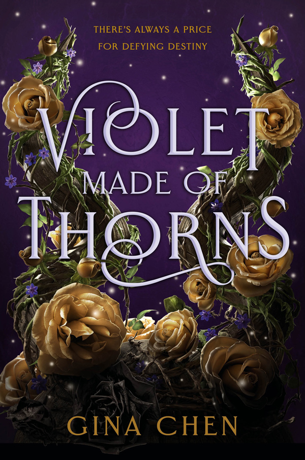 Violet Made of Thorns cover